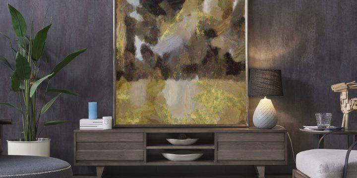 En utilisant de belles armoires de télévision scandinaves pour votre décoration d'intérieur